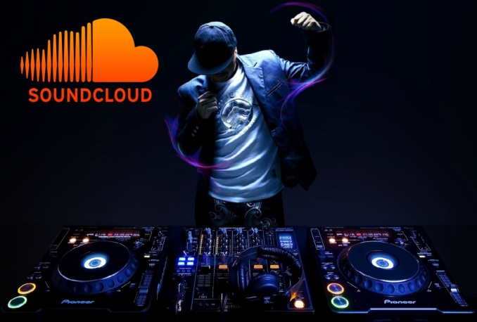 give you REAL 60,000 SoundCloud Plays and 1,000 Downloads