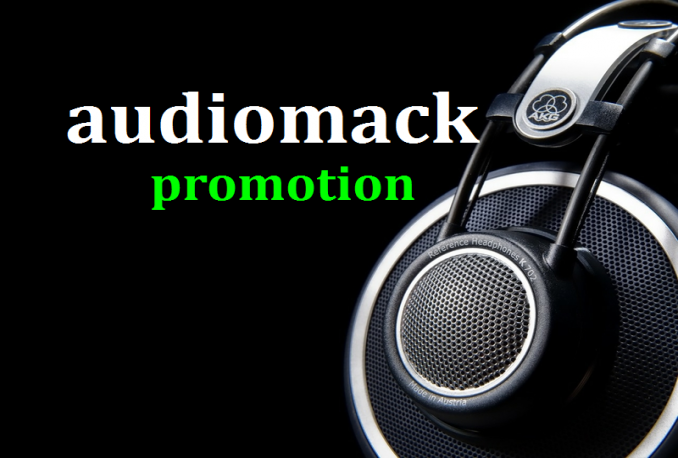 boost your audiomack song
