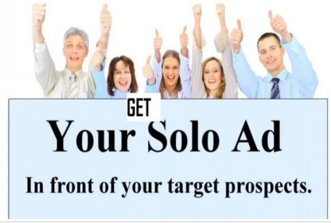 send your solo ads to 1million fresh targetted list