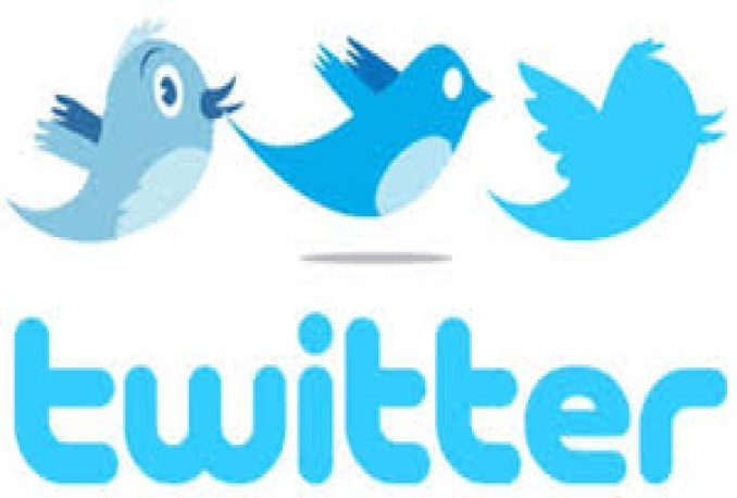 add 4000 REAL USA,UK twitter followers to your twitter account