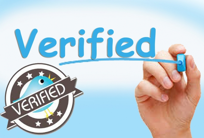 forward your twitter Profile to verify deparment