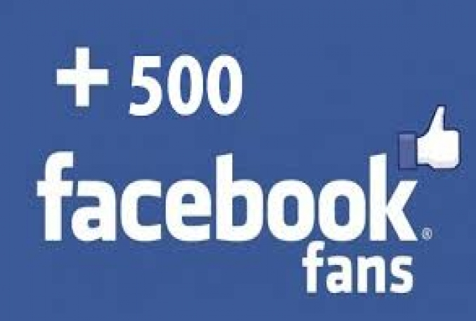 Add 500+ GUARANTEED Real Facebook Likes to your FanPage without Admin access
