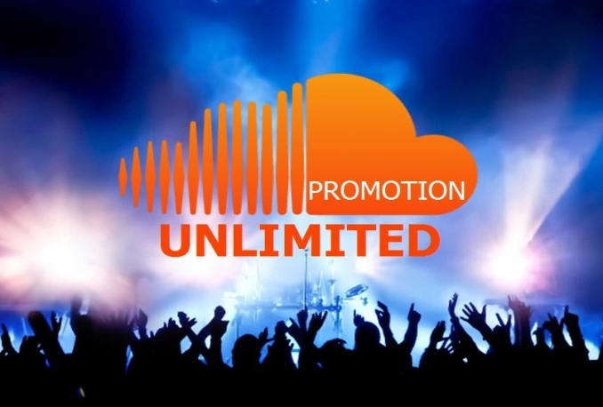 promote SoundCloud track UNLIMITED