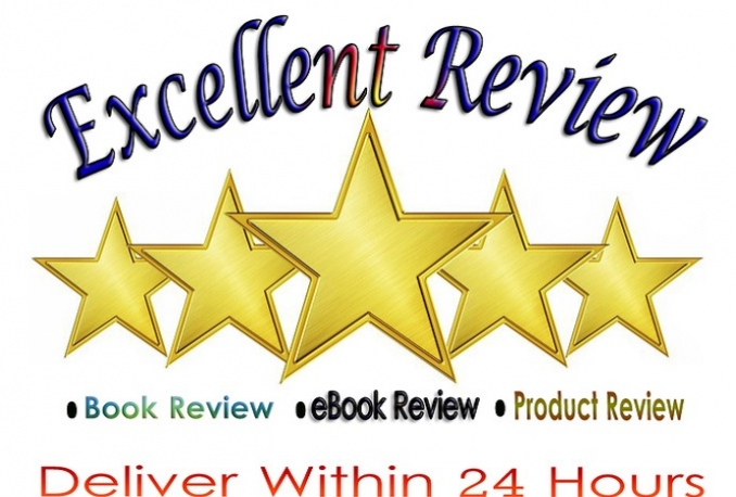 write a amazon product or book reviews