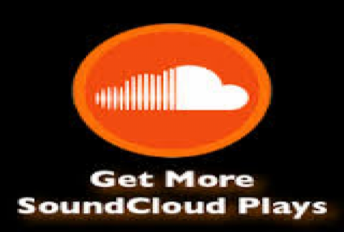 GIVE YOU 10,000 + SOUNDCLOUD PLAYS DAILY FOR 30 DAYS
