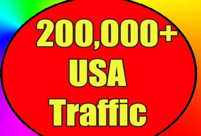 Drive 200,000 Search Engines (USA) Visitors with Proofs