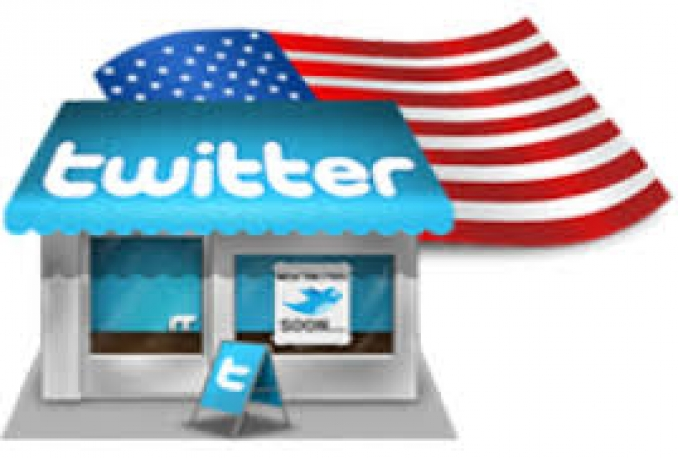 TWITTER 20,000+(USA)HIGH QUALITY NON DROP FOLLOWERS (NO EGG)