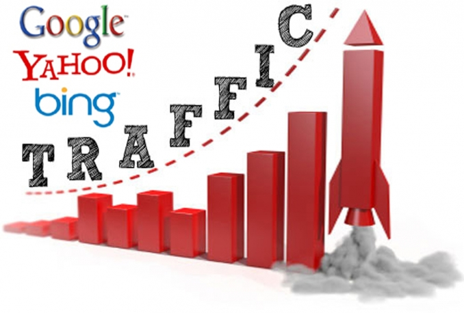 drive unlimited TRAFFIC to your website for 30days