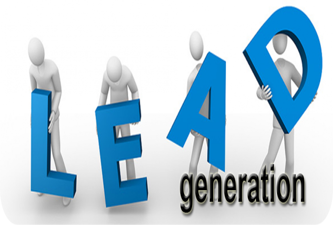 do web research and lead generation admin task