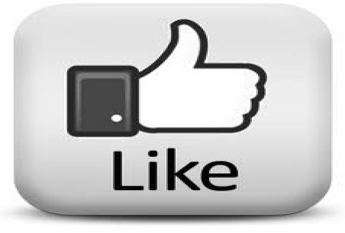 Give you Real & Non drop HQ 500+ Facebook Fan Page Likes