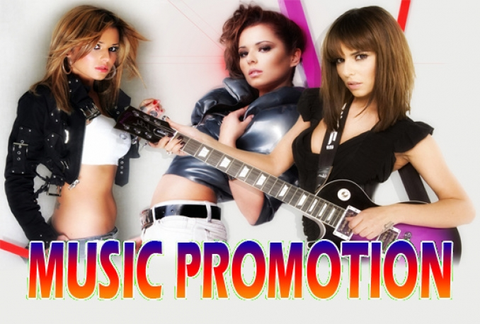promote your Music with 595,000 Fans on my Music LoversTwitter account