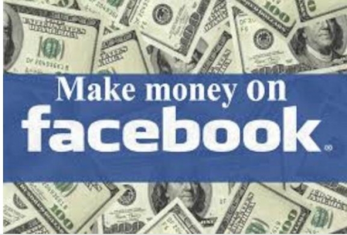show you how to make 150 Dollars Daily with FACEBOOK