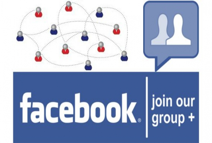 add 1500 Real and Active Facebook Group Members
