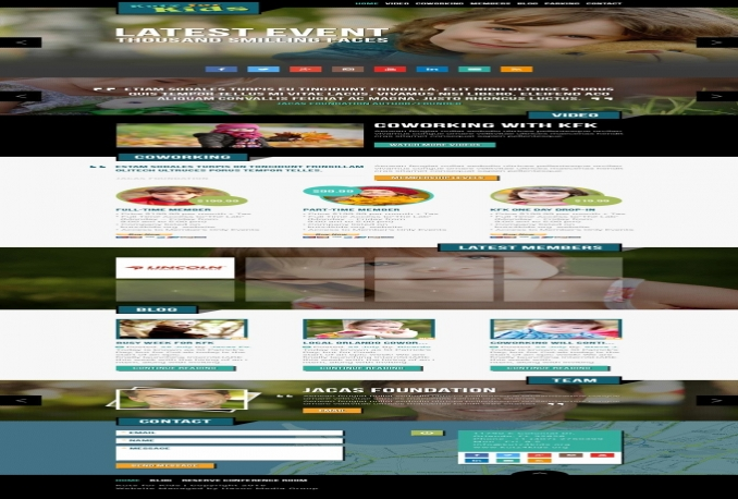 give you the Web Designing & Development