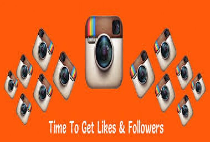 Instagram 10,000 Instant Fast Non Drop (LIKES)