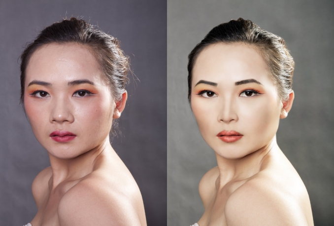 retouch your photo