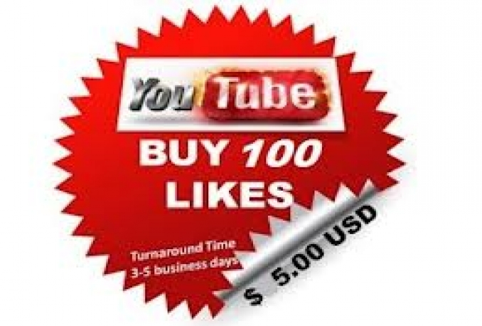 give you 200 YouTube likes for your video in less than 1 day
