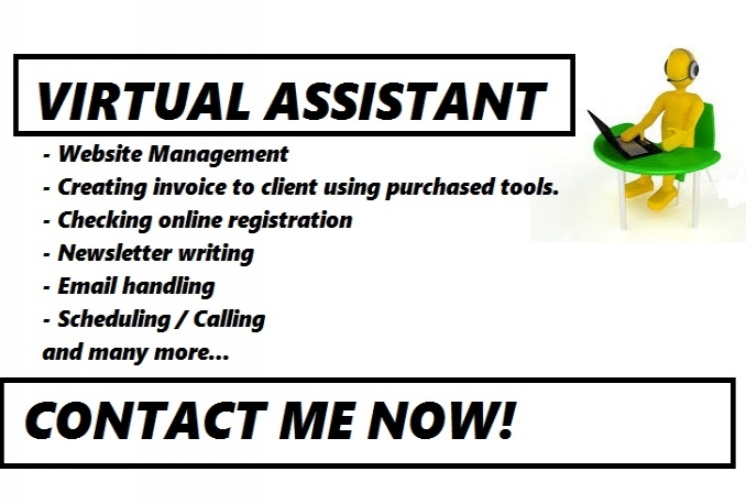 be your exceptional virtual assistant in 1 day