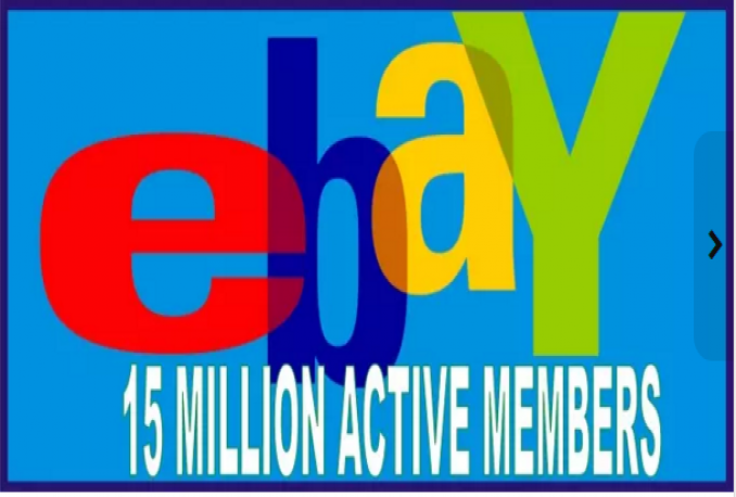 advertise Your Product on My Active EBAY Group On Facebook15 Million Members