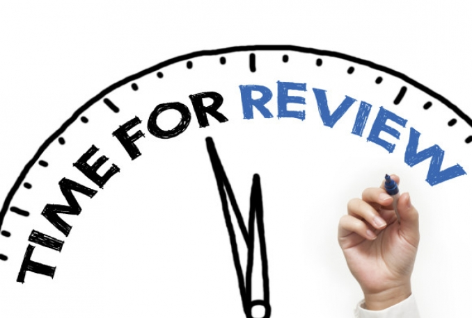 do reviews for you