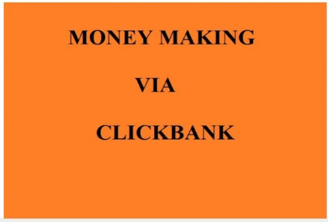 coach you how to make 2500 dollars a month via clickbank