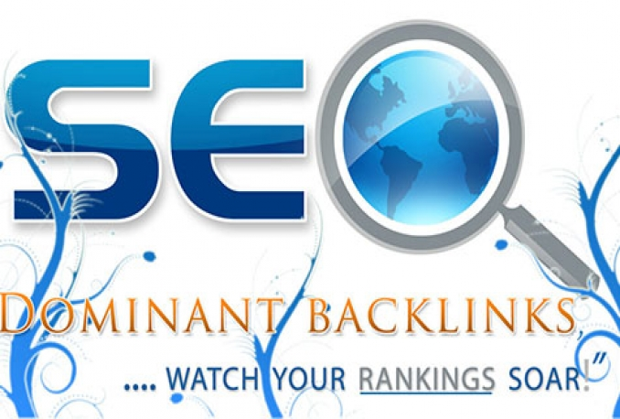 Create 20 SEO backlinks from PR9-8 with high domain authority