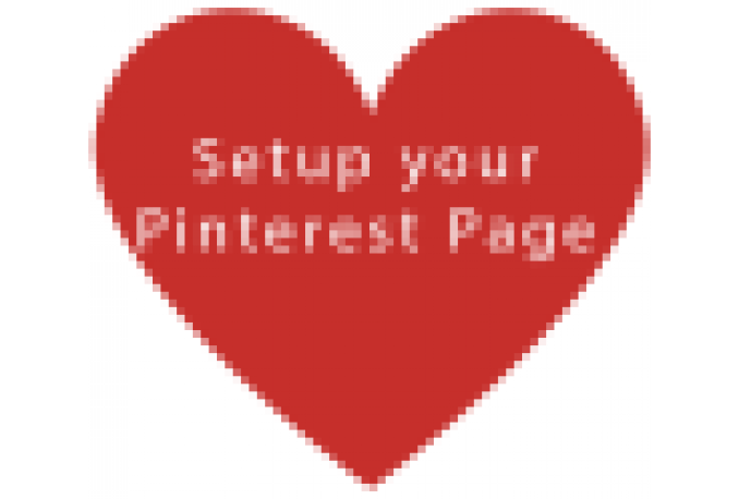 setup a Professional Pinterest Page for you
