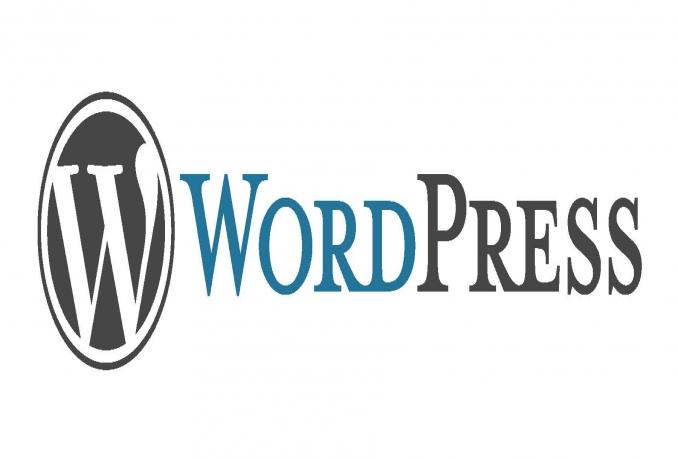 create wordpress website