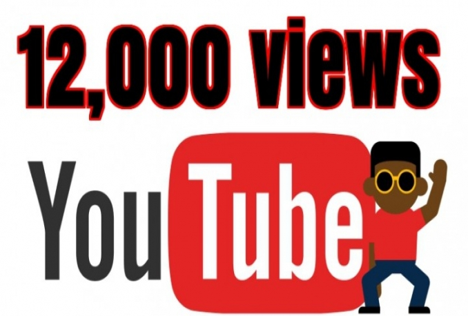add 2000 YouTube Views and 200 Likes