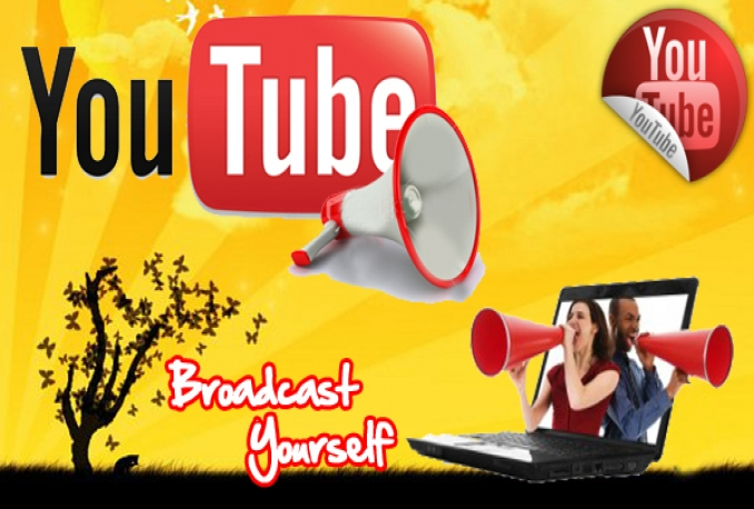 Provide 9000+ YouTube High Retention Views or 6100 Facebook Video Views OR 400 Facebook Like OR 4000 Instagram Followers or likes