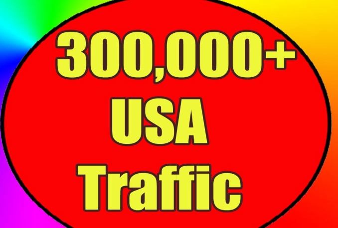 Drive 300,000 Search Engines (USA) Visitors with Proofs