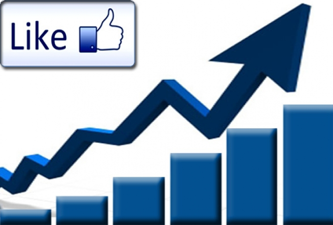 send you 500 facebook page likes