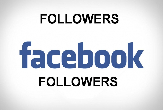 GET 100+ Real Facebook Followers