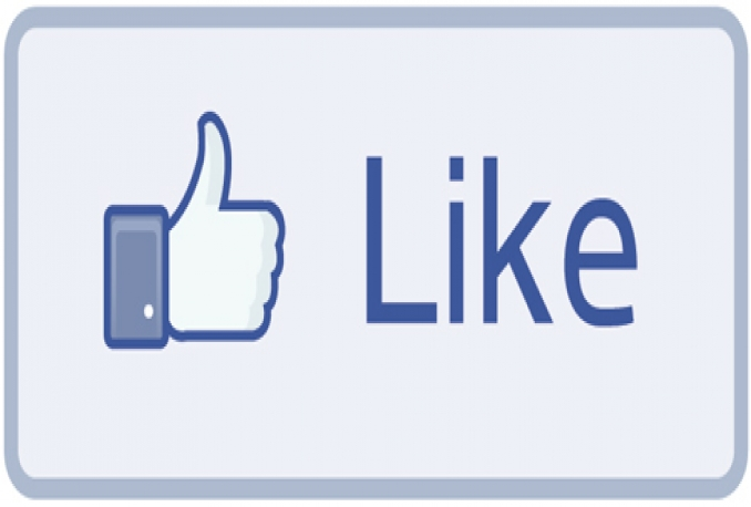 l will give + 600 Facebook FanPage Likes