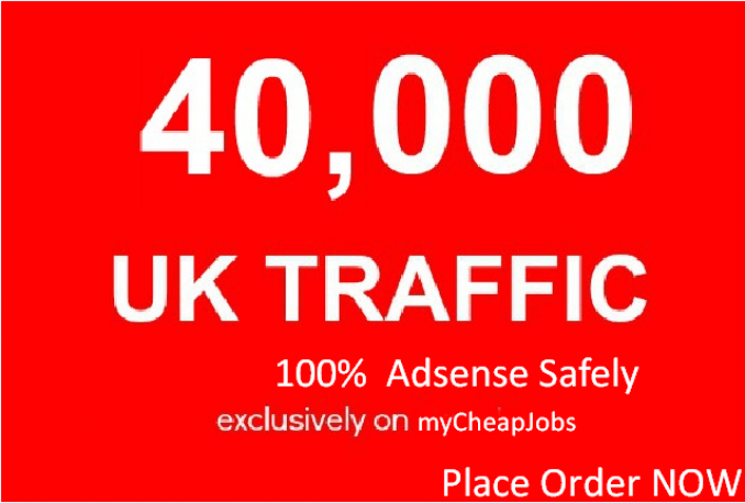 provide Unlimited UK Website Traffic Social Visitors