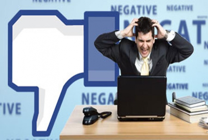 give NEGATIVE Reviews on your compitator business page