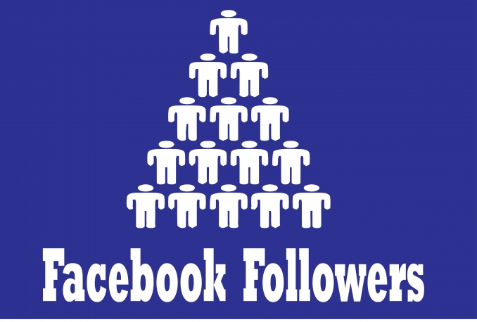 Add 5,000+ Facebook NON drop Followers