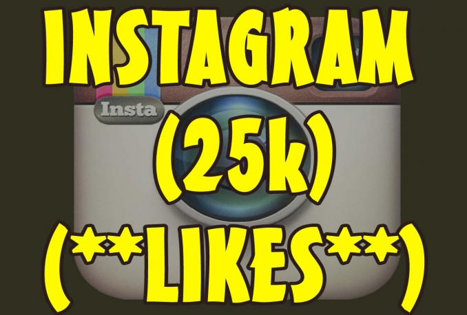 will 25,000 instagram followers, Instagram followers