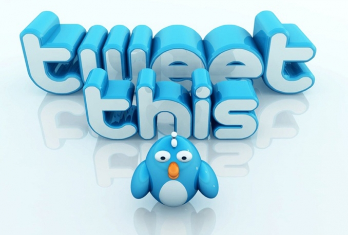 add 100 new twitter followers and 100 reweet on your pages within 24 hrs