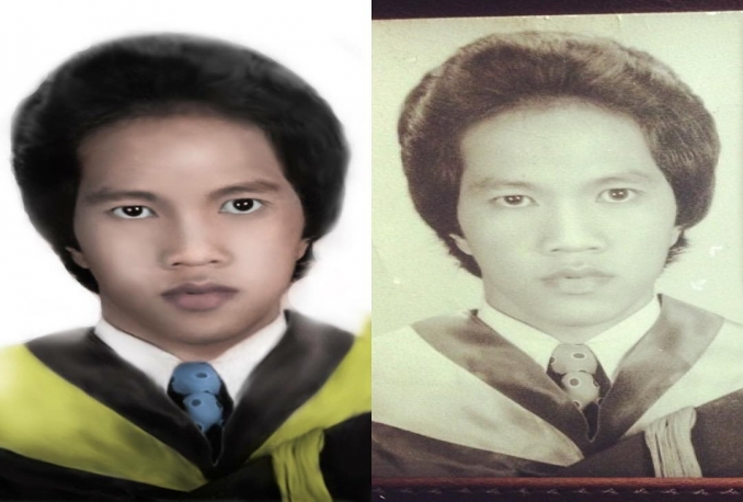 do you Photo restoration in paiting