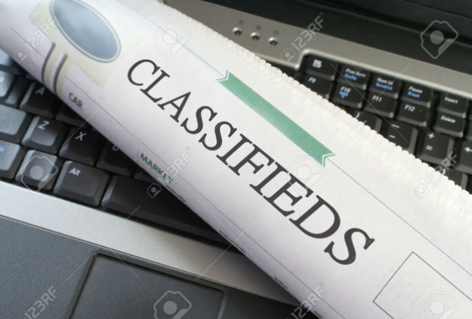 post your Ad on 25 top free classified sites