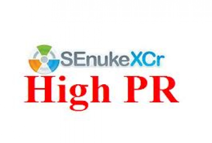 CREATE MASSIVE quality links with SEnuke X Cr to rank your site on Google ★ custom made penguin friendly template for