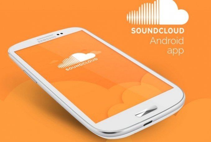 Music for Soundcloud Real Service