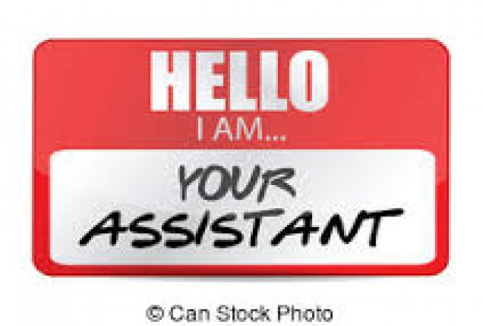 be your virtual assistance for