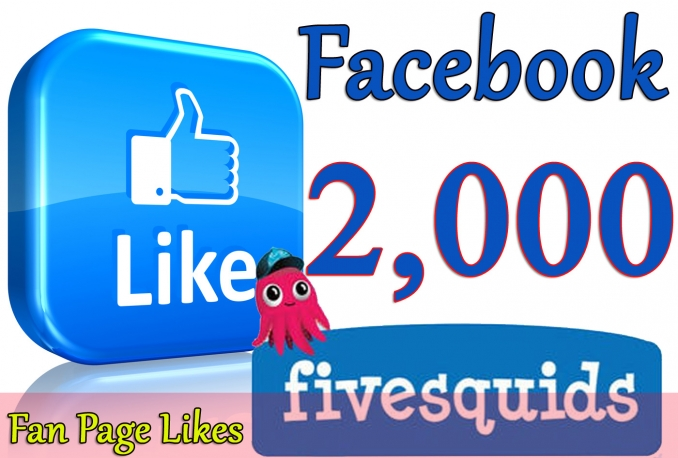 Gives you 2,000+Instantly started Guaranteed Facebook likes