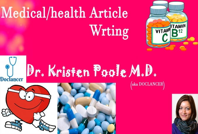 write a 600 word unique medical or health article