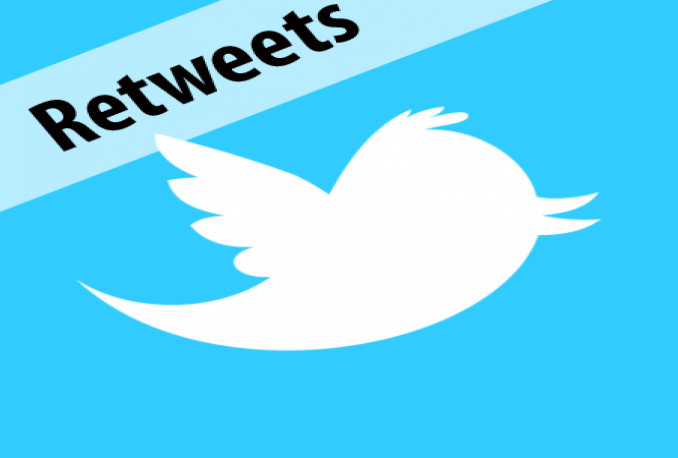 add +300 Twitter Re-Tweets
