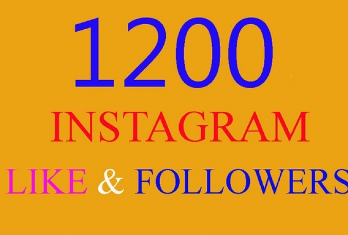 add 1200+ twitter followers Or Like FAST cheapest on my cheap jobs