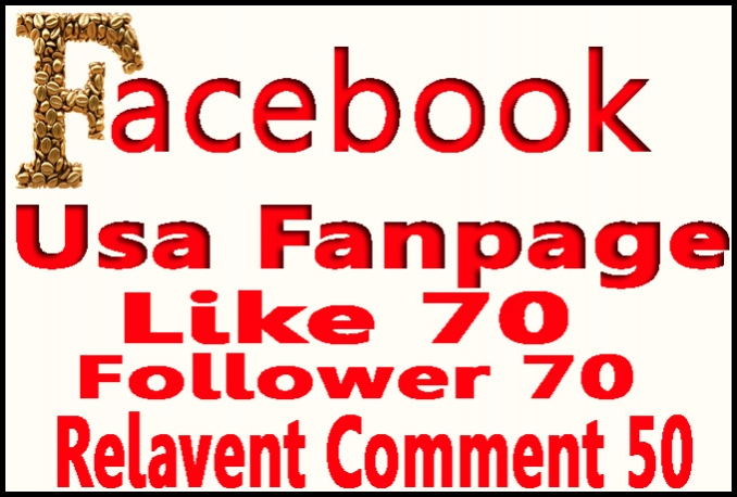 provide guranteed Facebook 70 Like Followers 50 Comment Express Services