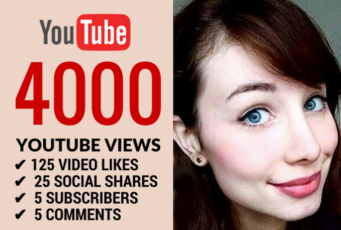 provide The Ultimate YOUTUBE Promotion, Views, Likes, Subscribers and Comments